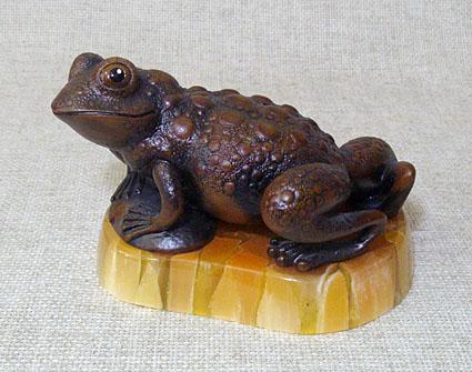 Скульптура Лягуха, 1605