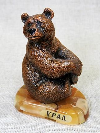Скульптура Медведь Стесняшка, 1649
