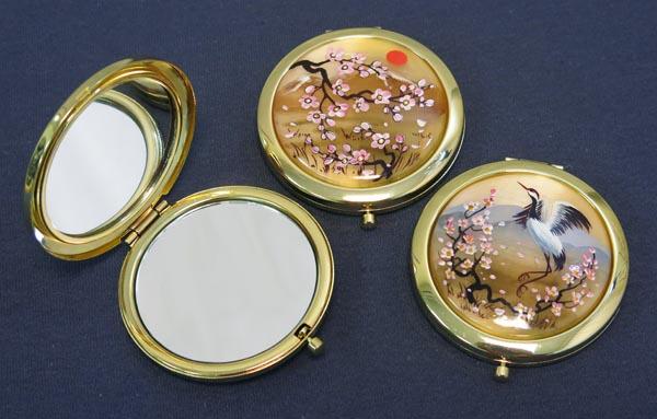 Зеркало Япония, селенит, СЛ