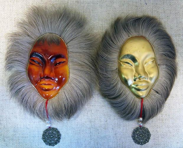 Панно-маска Дух Тундры