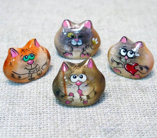 Котики-обормотики, А