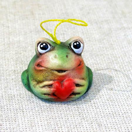 Колокольчик Лягушка малая