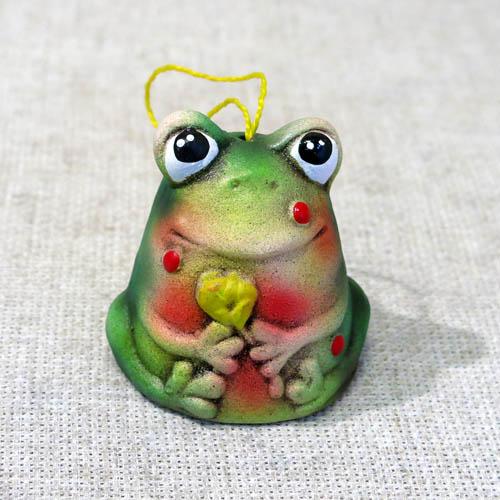 Колокольчик Лягушка средняя