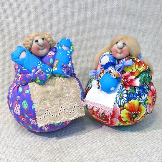 Кукла-травница Девочка средняя, М