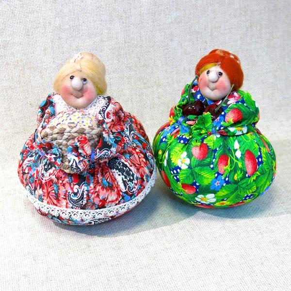 Кукла-травница Девочка большая, М