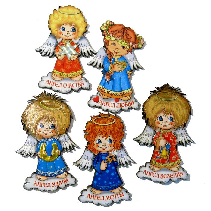 Магнит - Ангел в ассортименте