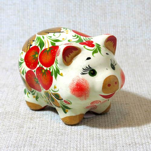 Свинка Пигги, ЕИ