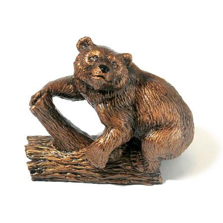 Фигурка Медведь на дереве, 1522