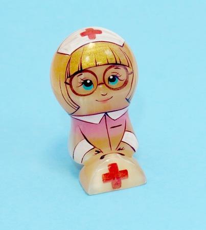 Медсестра, ИВ