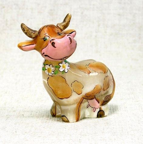 Корова Зорька, А