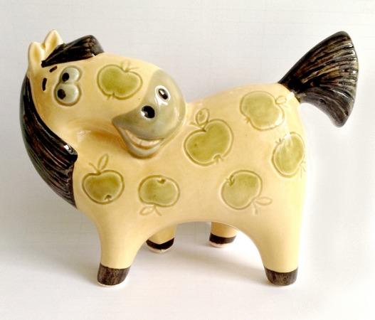 Конь в яблоках, АБ