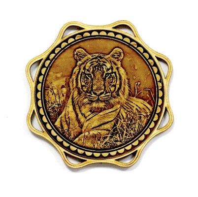 Магнит  большой Тигр, ДР