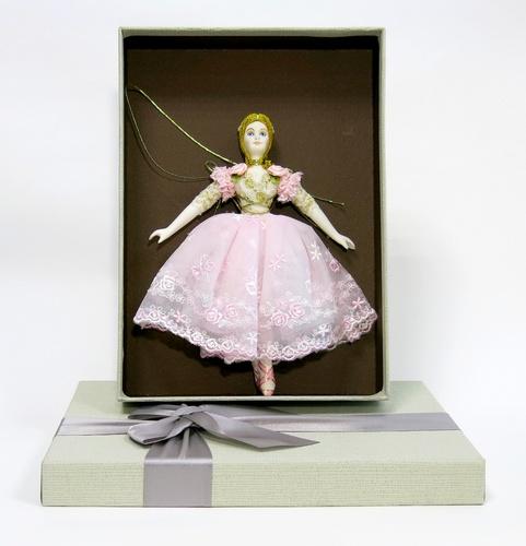 Кукла подвесная авторская Сильфида
