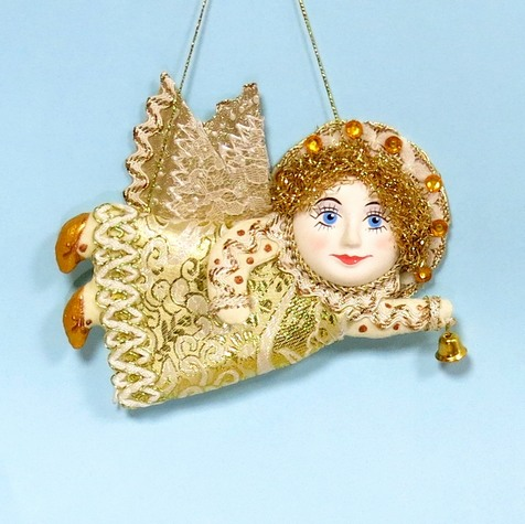 Кукла подвесная Летящий ангел, Еавт