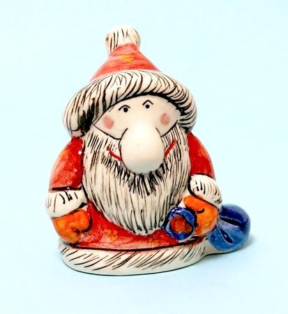 Дед Мороз-Гном Красный, ГД
