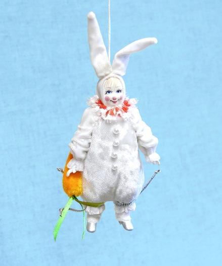 Кукла подвесная Мальчик-зайчик ДО6