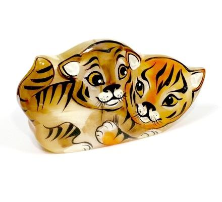 Тигрята игривые, СЛ