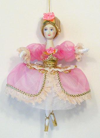 Балерина Золушка, Бал 4