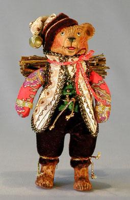 Медведь с хворостом, ММ 2