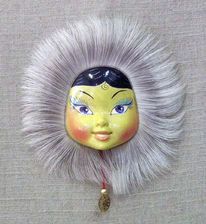 Панно-маска