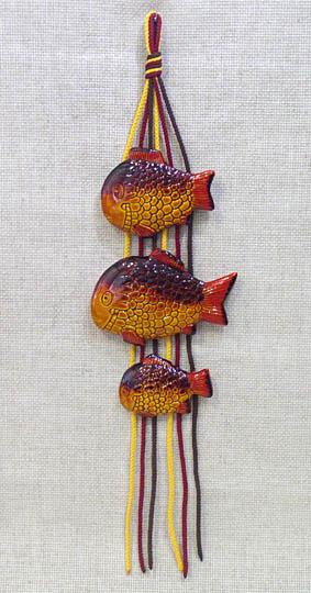 Панно-подвеска Рыбы, 801